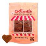 Biscoito Sem Glúten - Chocolate