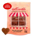 Biscoito Sem Glúten - Chocolate com Adoçante