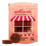 Biscoito Sem Glúten Recheado Chocolate