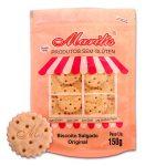 Biscoito Sem Glúten Salgado Original
