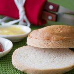 Pão de Hamburguer Sem Glúten - Foto: IC Fotografias
